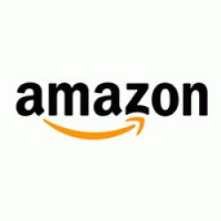 良いネーミングロゴであるアマゾンのロゴ画像